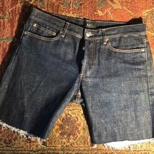 NWOT A.P.C. shorts